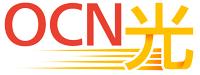 OCN光のロゴマーク